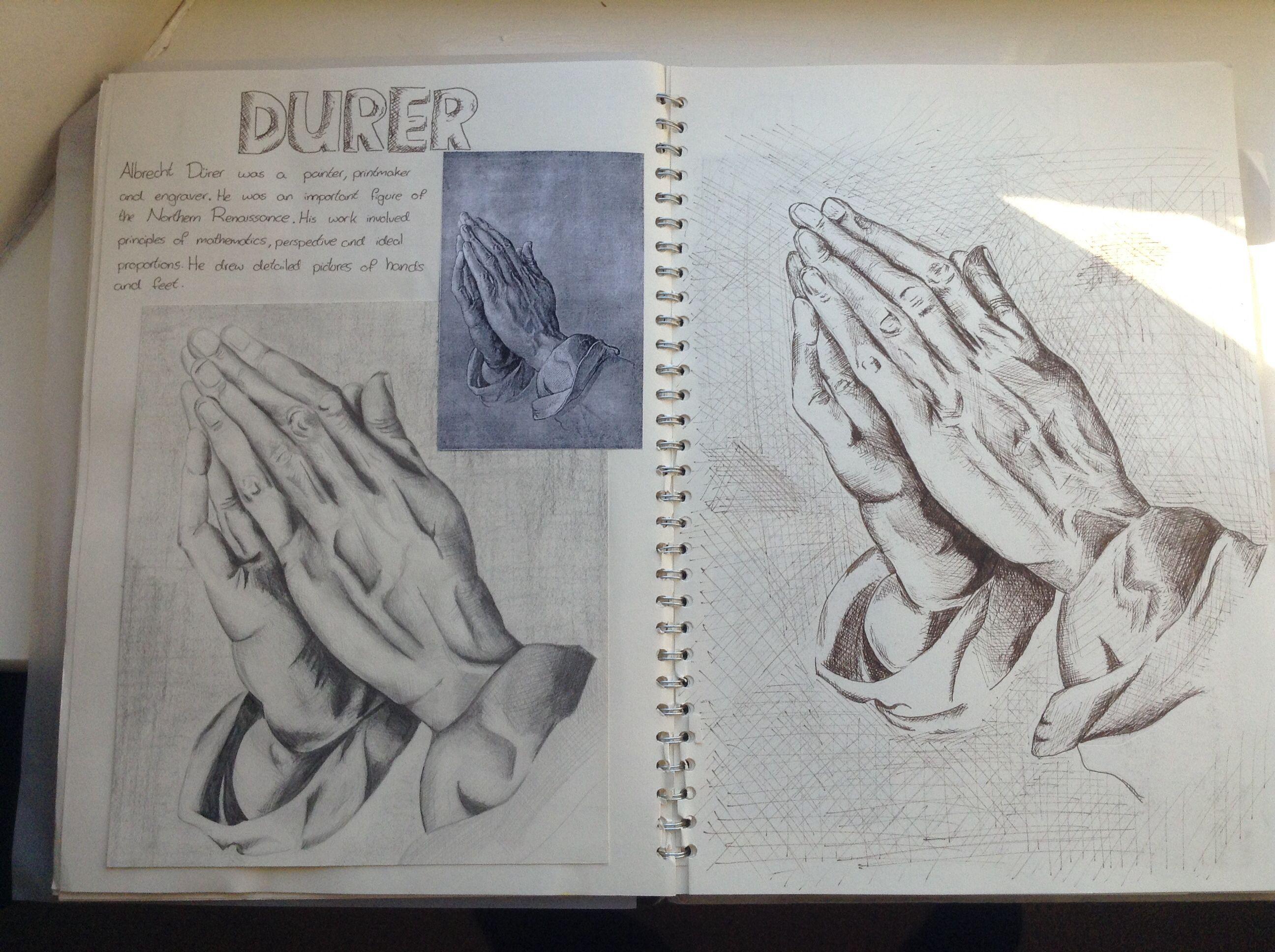gcse sketchbook by noah waltonnoah says gcse stands for