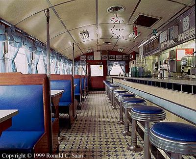 art deco diners - Yahoo Image Search Results | Art Deco & Streamline ...