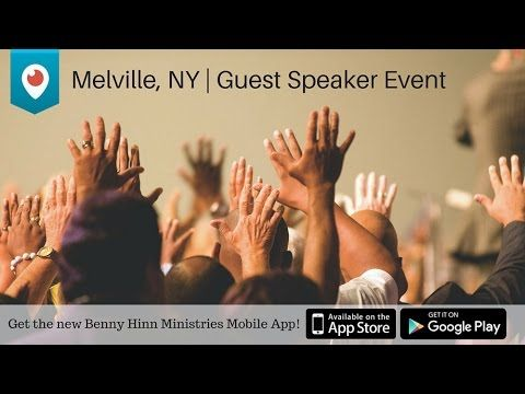Pin By Benny Hinn Ministries On Personal Periscope Messages From