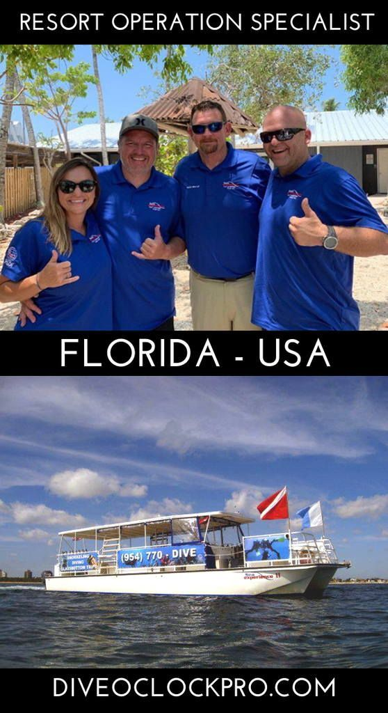 PADI Dive Instructor Course - Fort Lauderdale, United ...