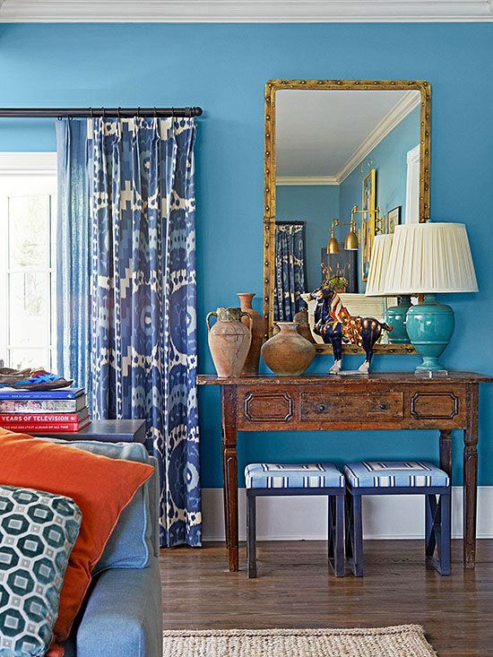 All Out Blue  farrow and ball stone blue  86