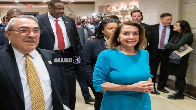 Image result for FACT CHECK : Yes, Nancy Pelosi Moved Billions from SSI to Cover Impeachment Costs