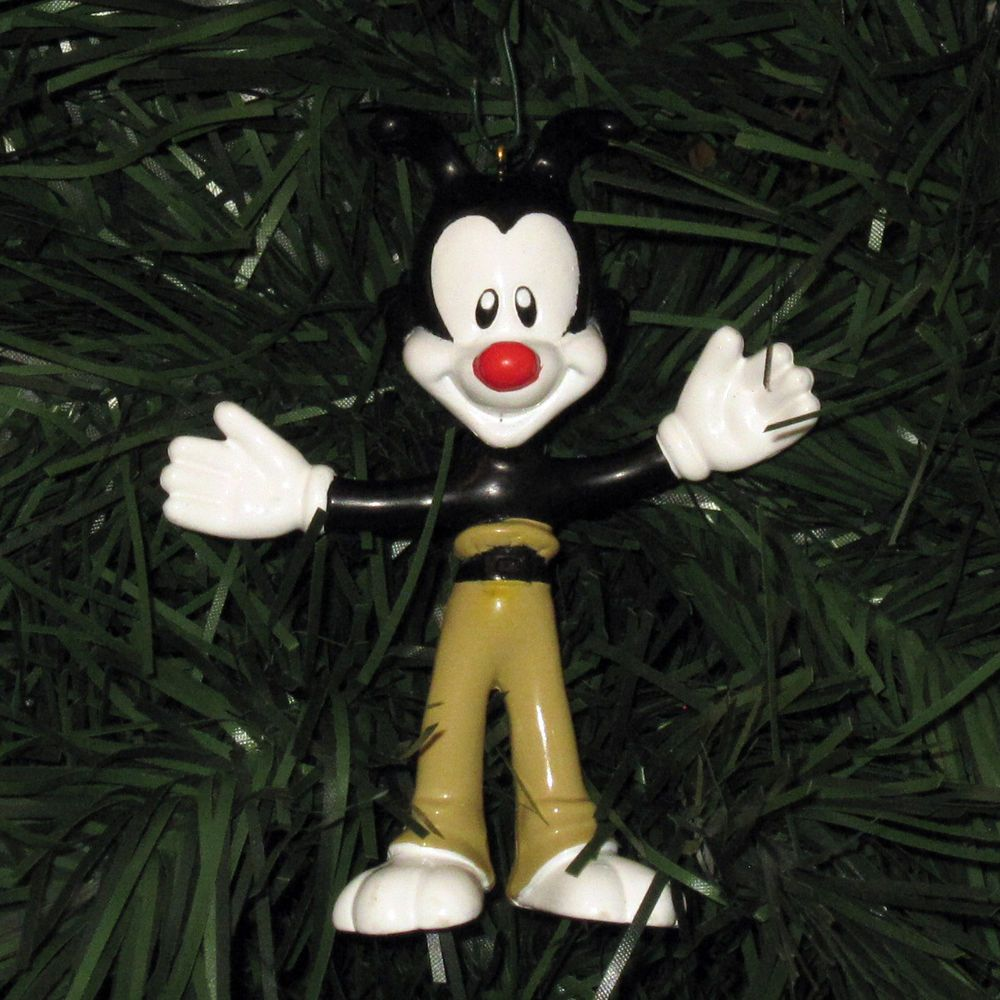 animaniacs yakko warner custom christmas tree ornament decoration warner bros - Animaniacs Christmas