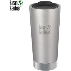 Klean Kanteen - Tumbler (iso Kaffee-to-go Becher) - 592ml - Brushed Stainless Klean Kanteen #mugsset