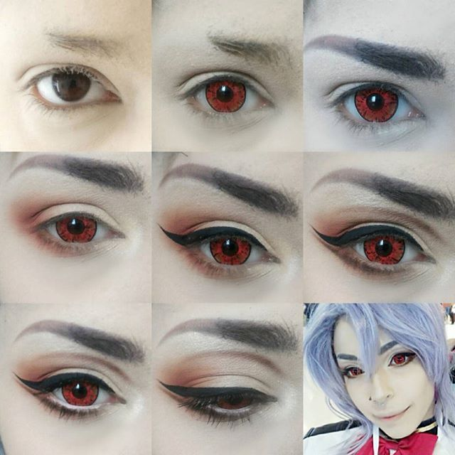 Ferid Bathory | (M) Cosplay Make-Up | Cosplay makeup ...