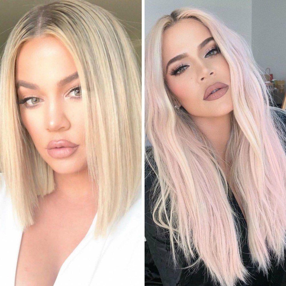 Megan Thee Stallion Just Debuted Periwinkle Cornrows Blonde Hair Transformations Warm Blonde Hair Hair Beauty