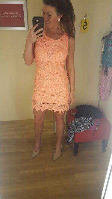 Dress on point