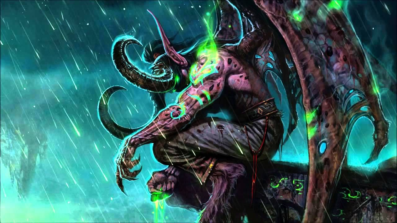 nice 31  The Hellfire Peninsula - World of Warcraft: The Burning Crusade - Complete Soundtrack
