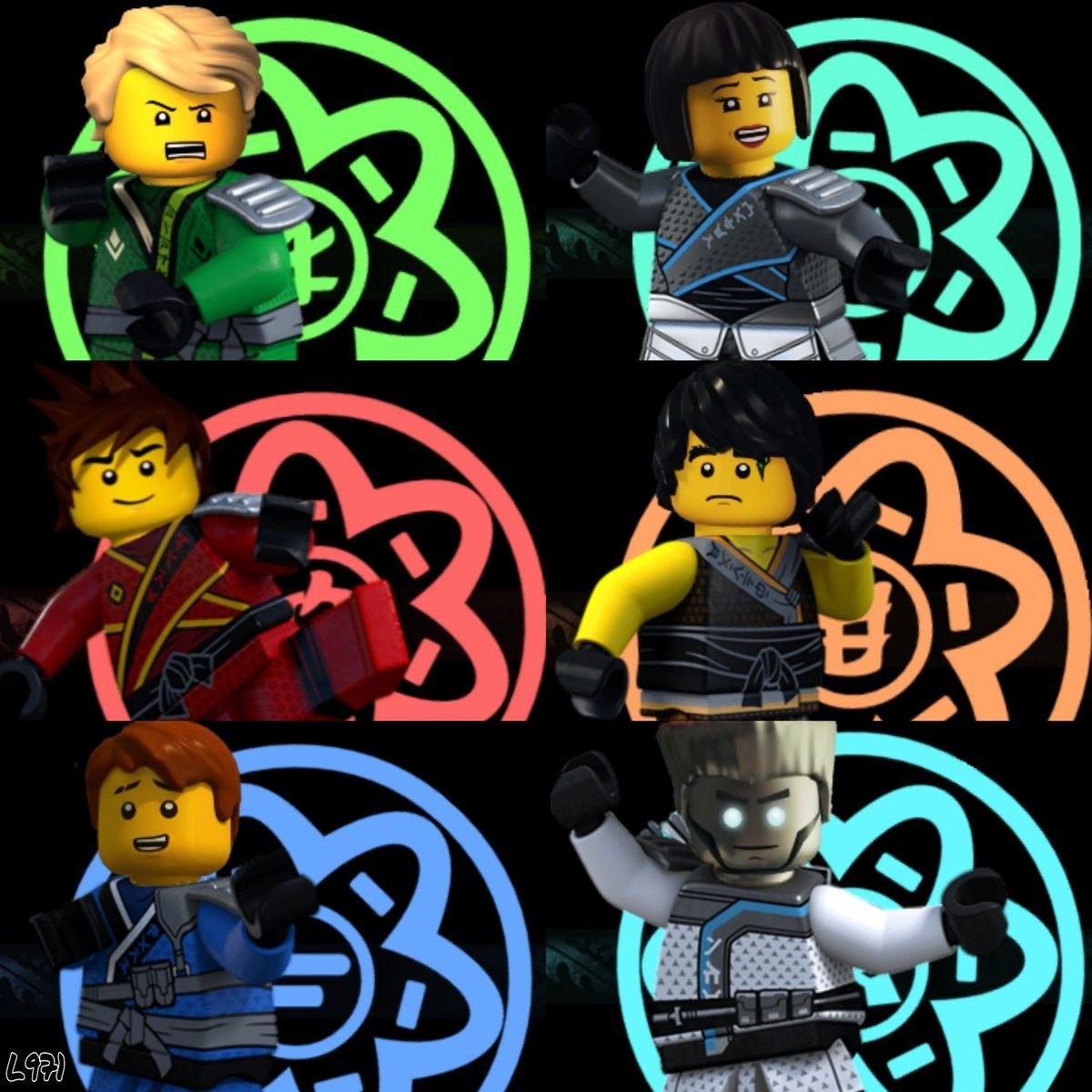 Pin By Dominika Marganska On 8 Ninjago In 2020 Lego Ninjago Movie Lego Ninjago Ninjago