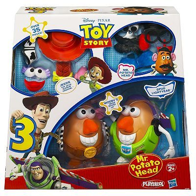 Disney Pixar Toy Story 4 Classic Mrs Potato Head Playskool