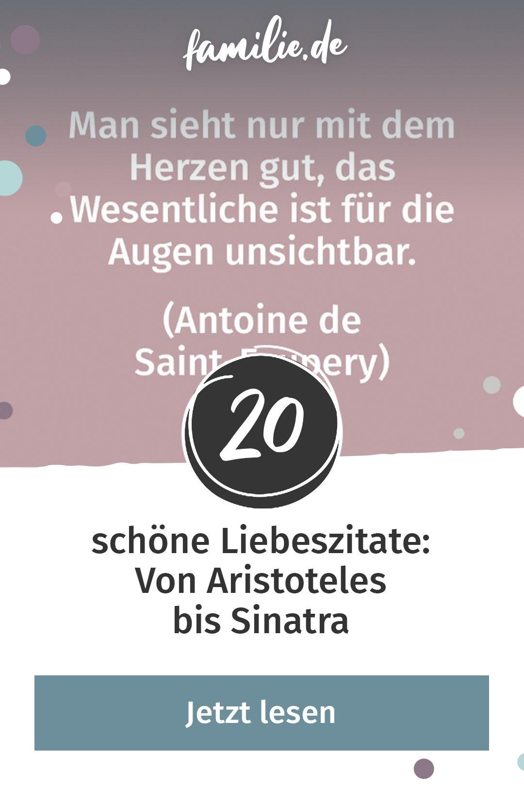Die 20 Schonsten Liebeszitate Von Aristoteles Bis Sinatra Liebeszitate Schone Liebeszitate Liebeszitat