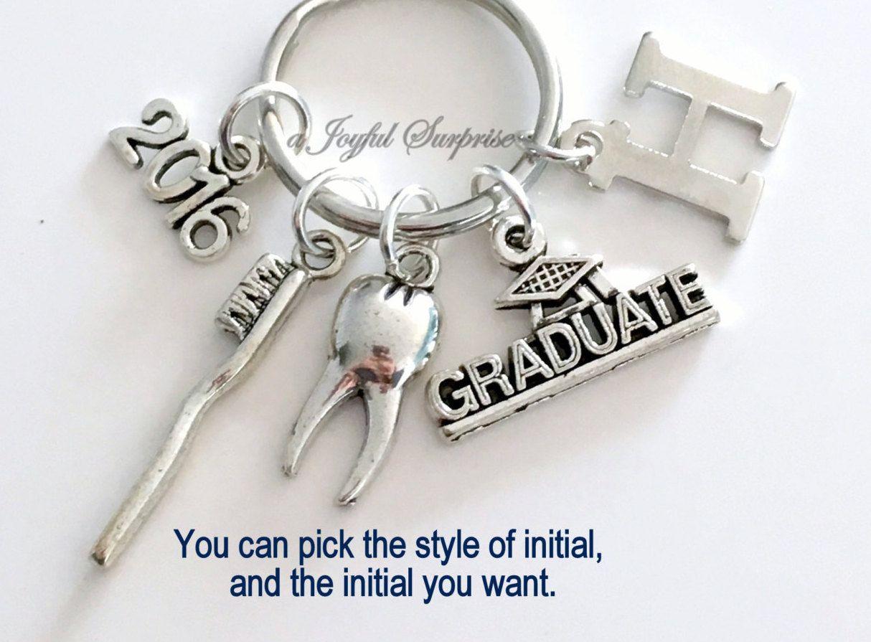 Dentist Graduation Gift, Dental Hygienist Keychain Gift for Dental ...