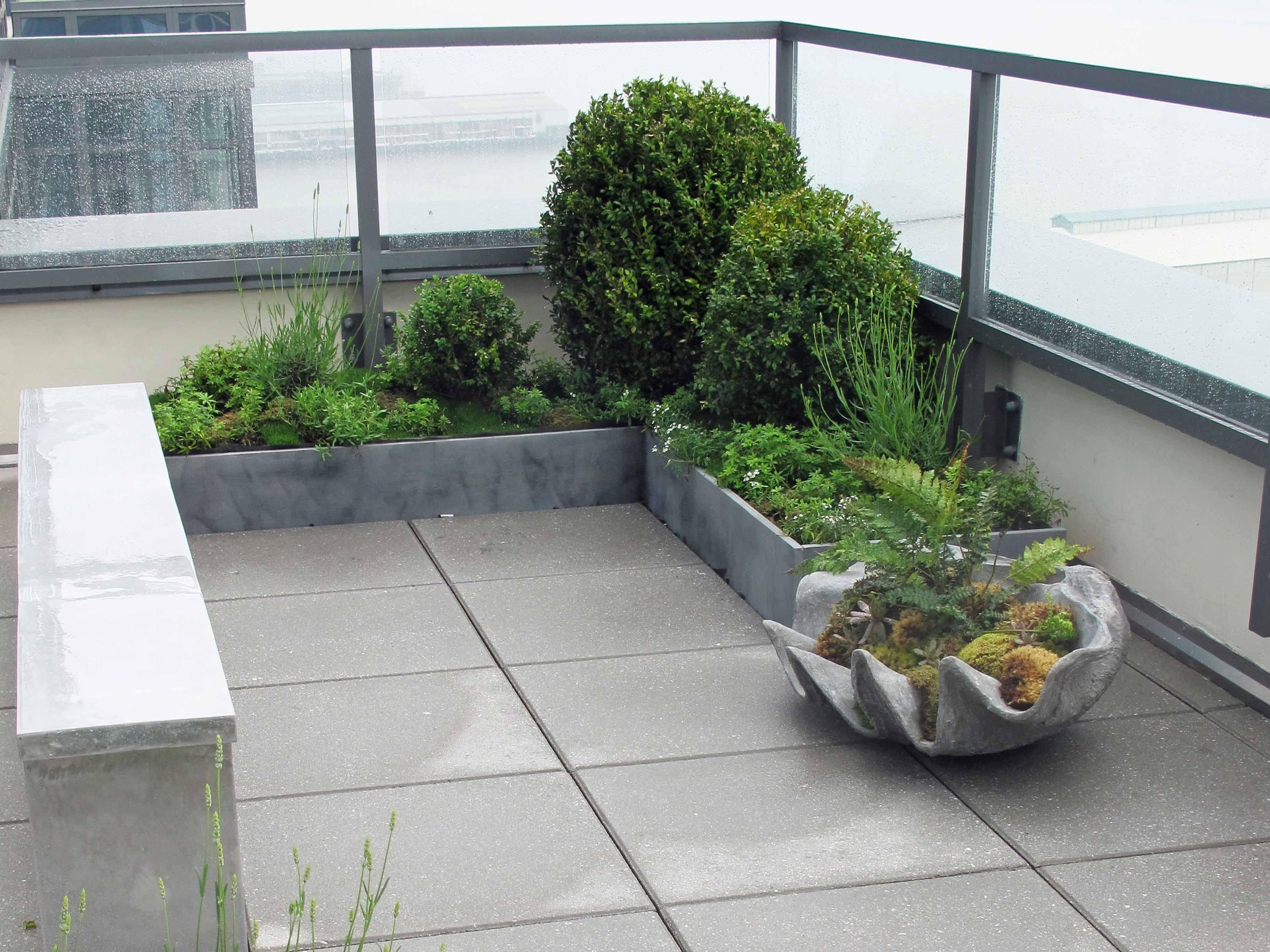 Interesting Garden Designs for Your Terrace | GardenLand | Pinterest ...