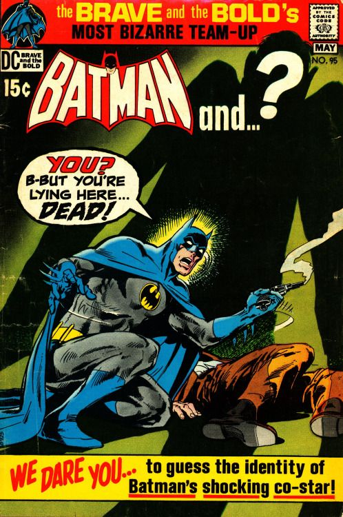 Neal Adams cover, 1971.