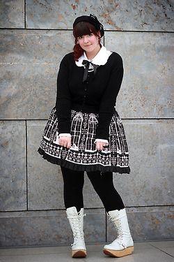 Pin on Lolita Fashion