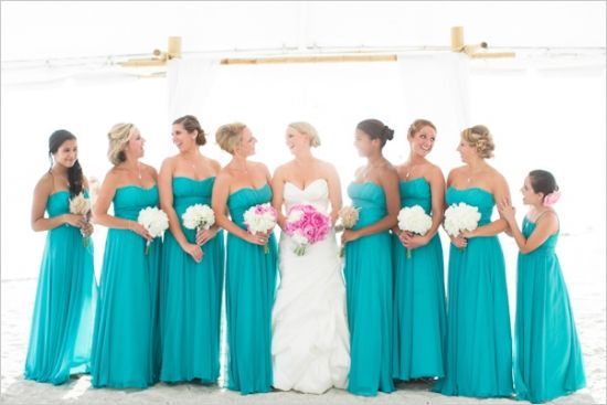17  images about Wedding on Pinterest - Blue ties- Turquoise and ...