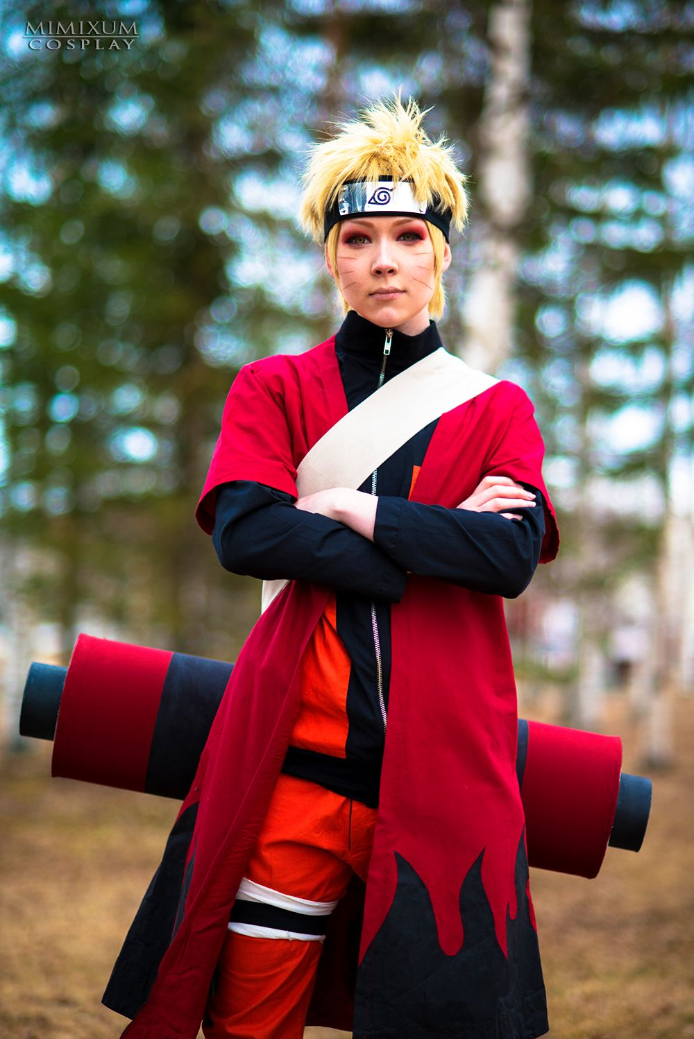 Uzumaki Naruto Onwards by on