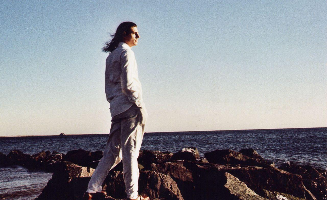 Ensaio fotográfico do álbum Sonho