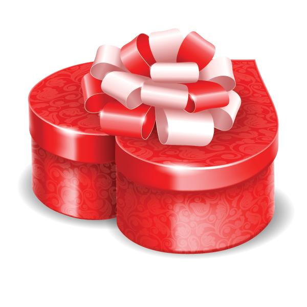 Gift Heart Buy Gift Box Gift Box Christmas Emoticons