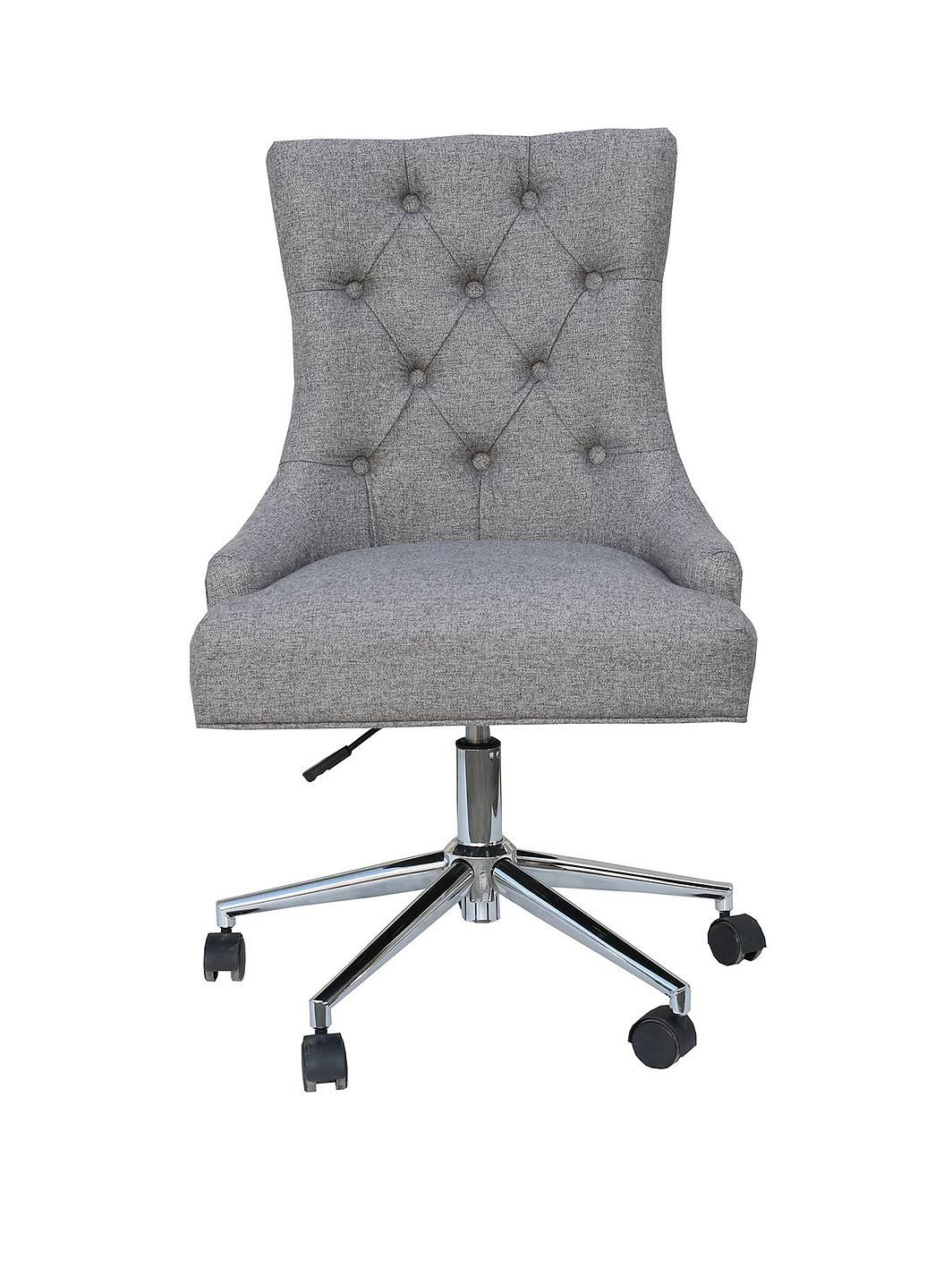 Kai Fabric Office Swivel Chair In 2020 Swivel Office Chair Swivel Chair Furniture Covers