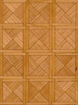 Paris Cherry Parquet Made Of Real Wood Fun With