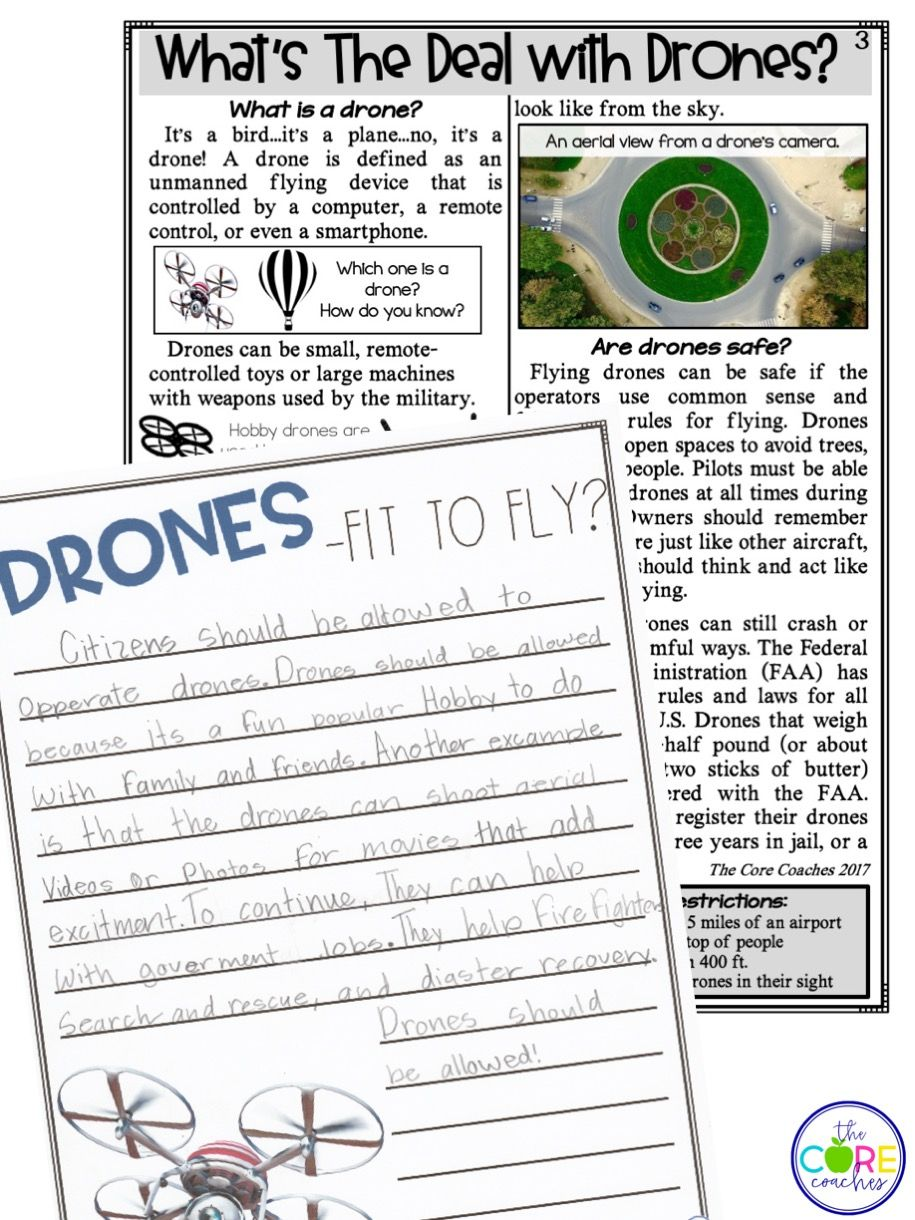 Drone persuasive essay