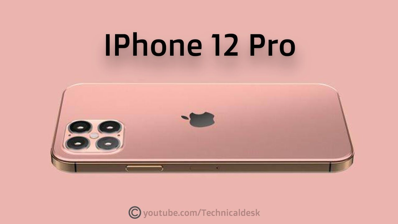 Introducing the iphone 12 pro concept in 2020 iphone