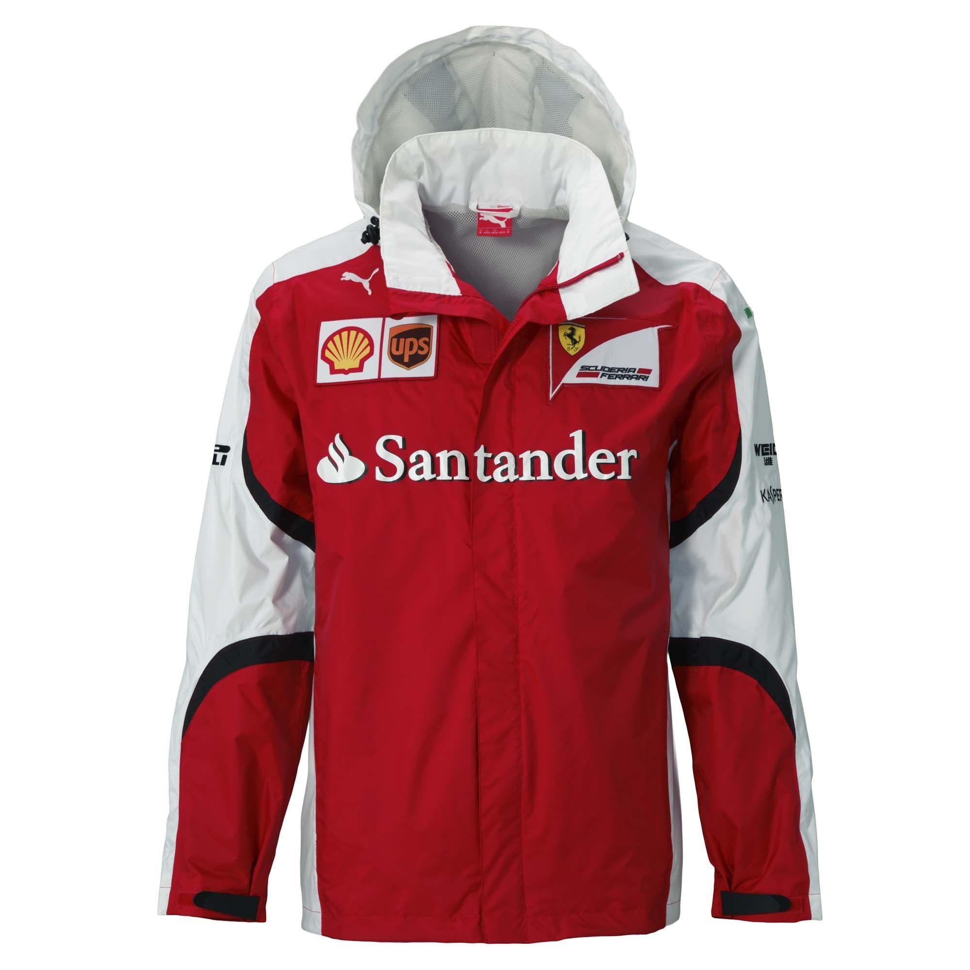 official softshell aston team p jacket men asp mens ferrari s red bull martin racing