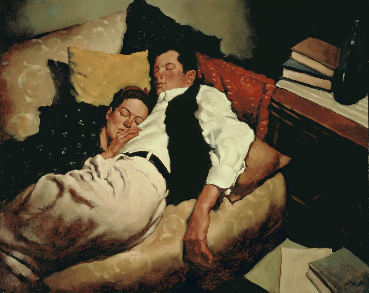 Sunday Afternoon_Joseph Lorusso