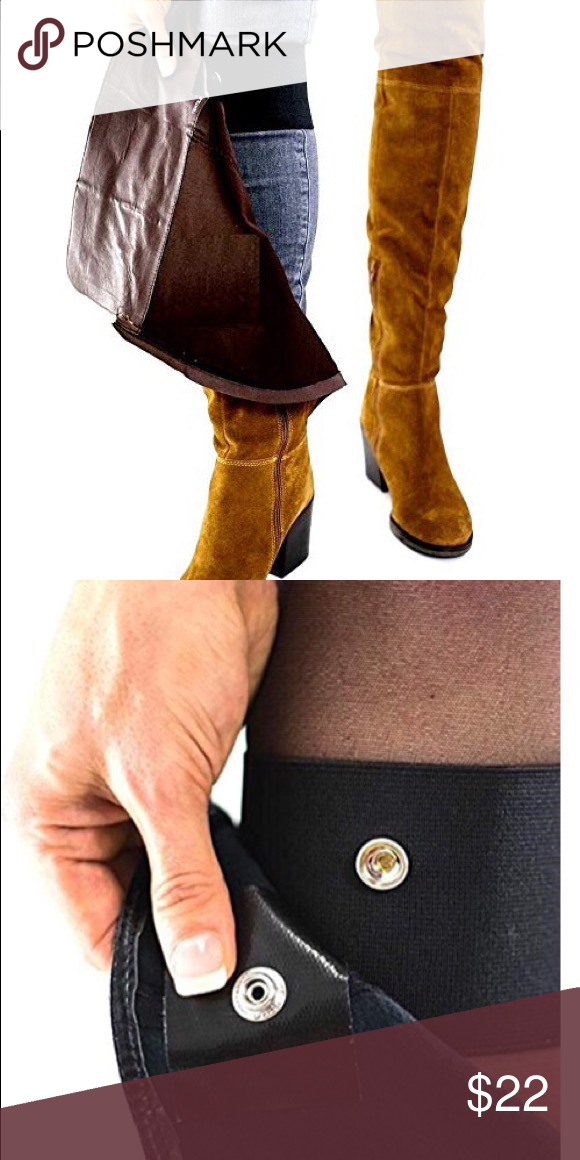 9659fa091c1 BootBra The BEST Solution To Keep Boots From Slouching! The ONLY Product  That Keeps Boots