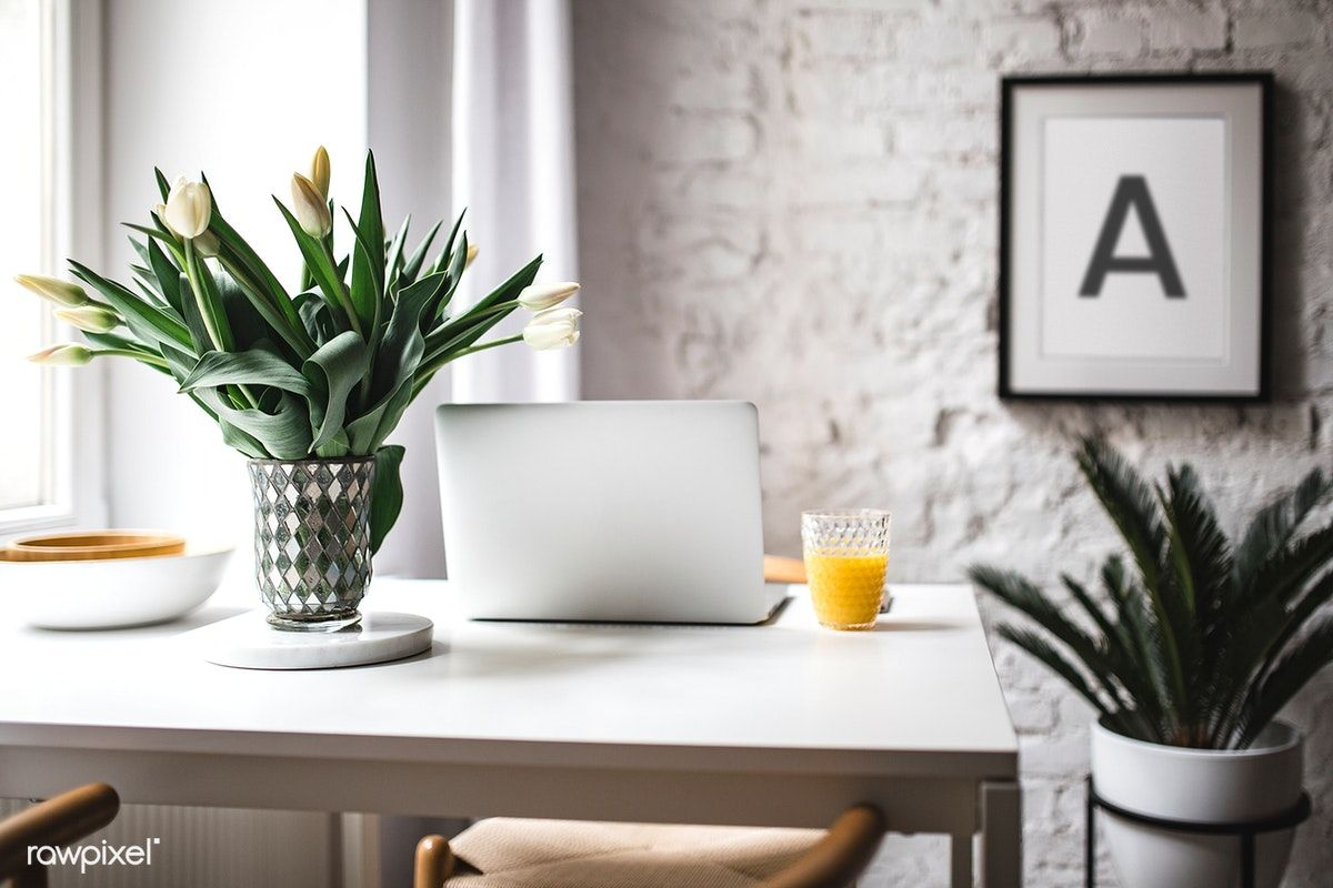 Interiors Of A Modern Home Visit Kaboompics For More Free Images Free Image By Rawpixel Com Karolina Kabo Scandinavian Interior Design Home Office Decor