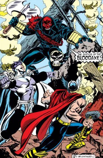 Bloodaxe | blood ax | Pinterest | Comics, Marvel and ...