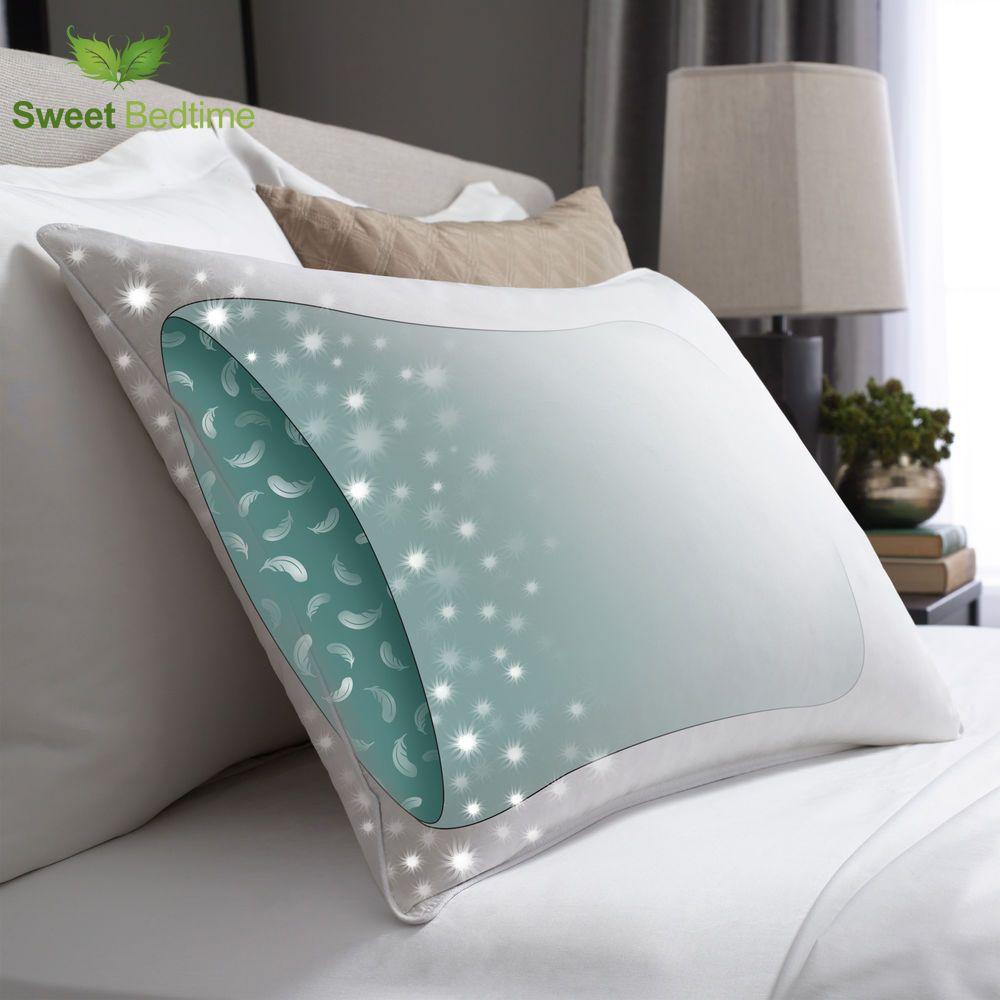 Pillowinapillow design tc cotton hotel touch king queen