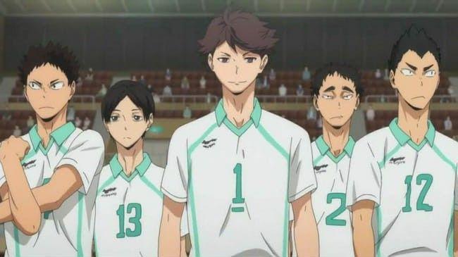 Which Haikyuu team do you belong to