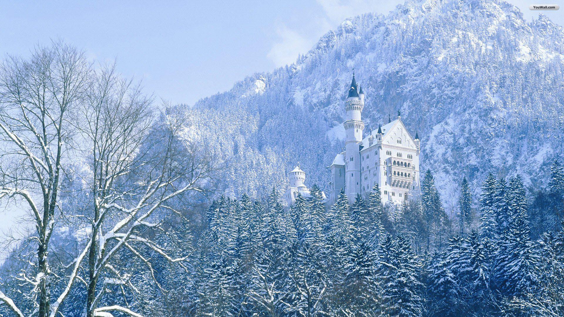 winter-castle-wallpaper.jpg (1920×1080)