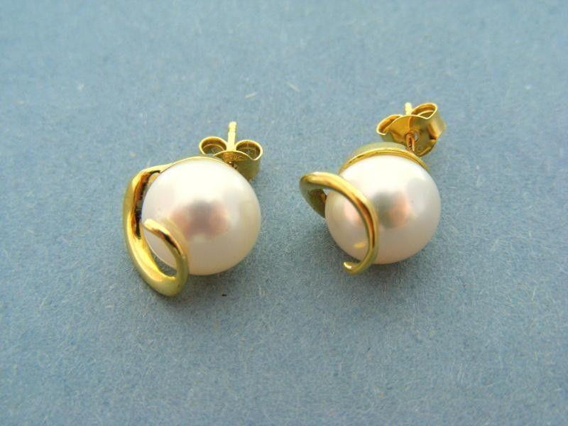 Výsledok vyhľadávania obrázkov pre dopyt zlate nausnice s perlou ... 716eff52acf