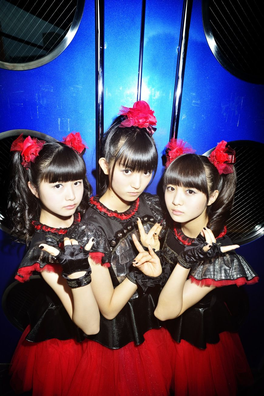 BABYMETAL──キメ言葉は Only The FOX GOD Knows