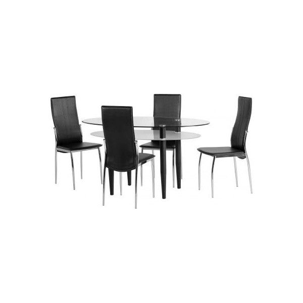 Home U0026 Haus Harebell Dining Table And 4 Chairs U0026 Reviews | Wayfair UK