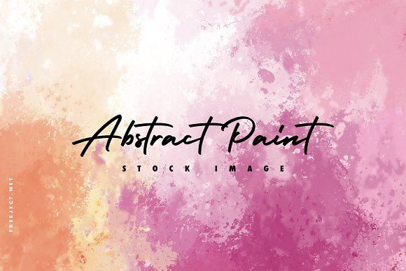 20+ Abstract paint Background Bundle