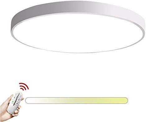PANNN Runde Deckenlampe Ultra-dünne LED Deckenleuchte Modern