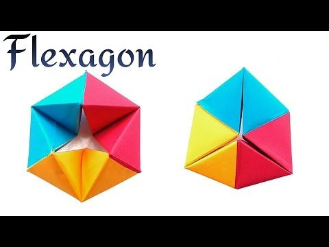 Action Fun Toy Origami Tutorial