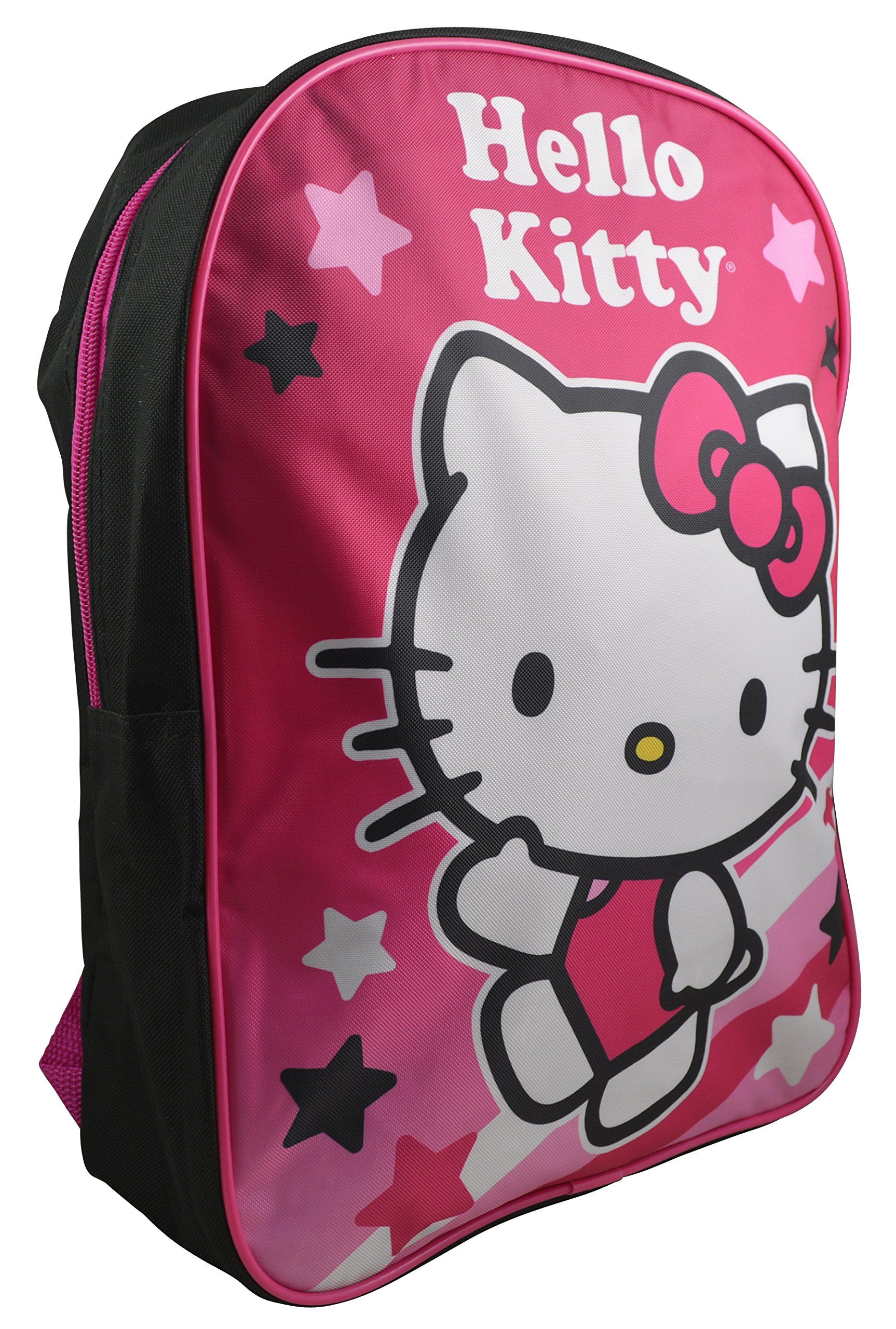 1e7de213bec2 Sanrio Hello Kitty Girls 15 School Bag Backpack Travel Bag w  Bonus  Coloring Book     To view further for this item