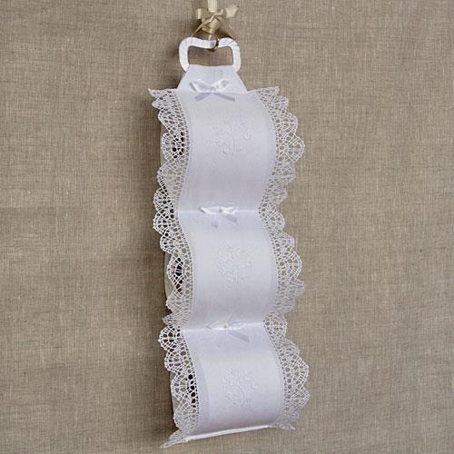 Molde porta papel higiênico