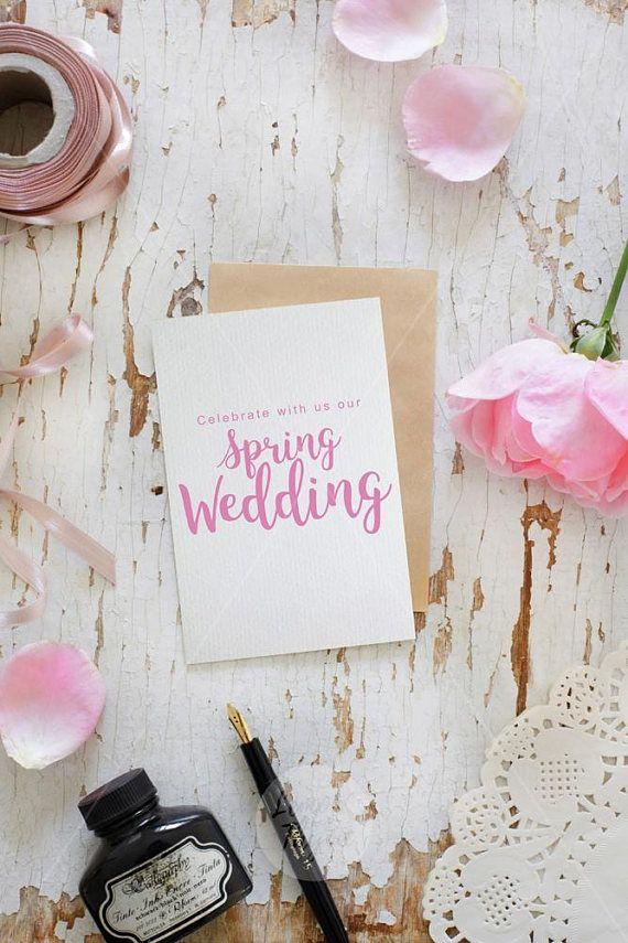 Wedding card mockup | Shabby chic | Save the date PSD mockup