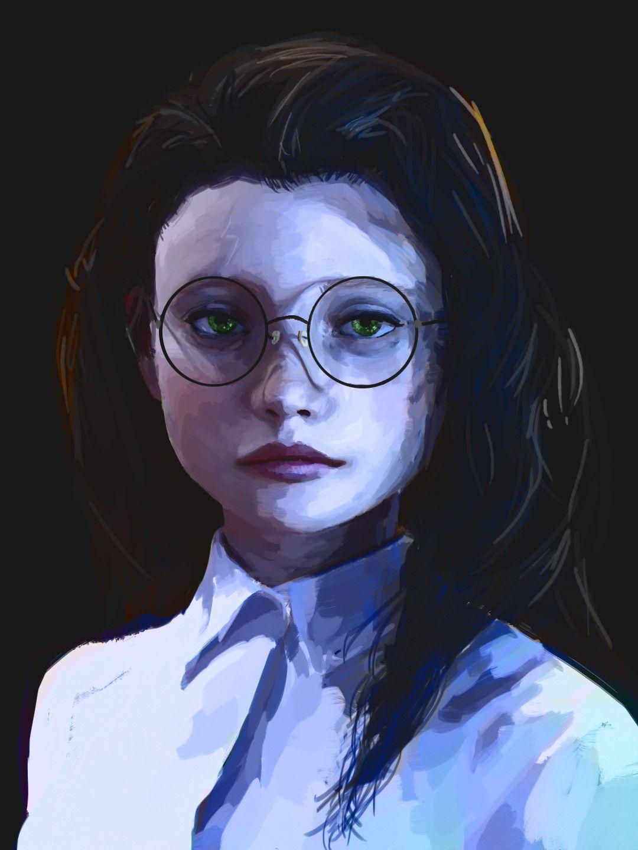Harriet Harry Potter Morbor Denu On Artstation At Https Www Artstation Com Artwork Kbwaa Fem Harry Potter Harry Potter Fan Art Harry Potter Art