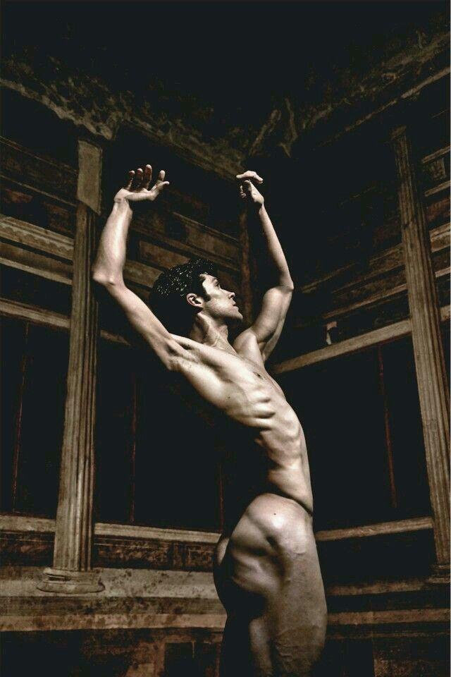 Bruce Weber's Roberto Bolle Photo Book