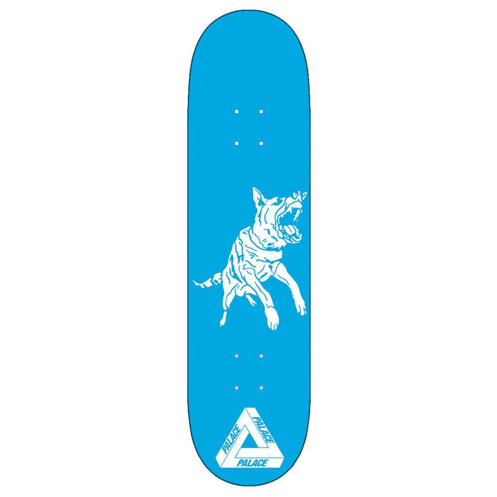 Palace Skateboards Palace Dog Deck 8 6 Palace Skateboarding Skateboard Skateboard Shop Palace Skateboards