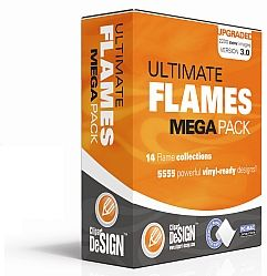 Ultimate Flames Mega Pack – CD/Download