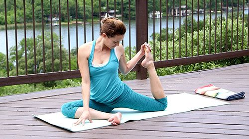 Empower | Yoga with adriene, Yoga flow, Empowerment