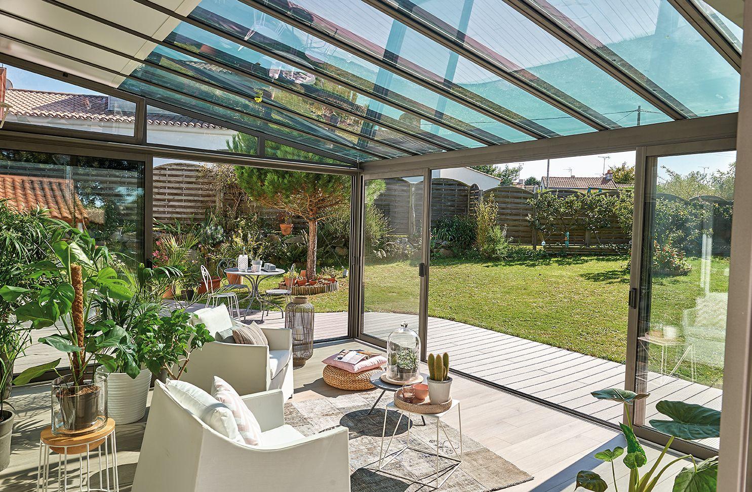 Adoptez le style décoration « atelier » avec la #verandaarchitekt ...